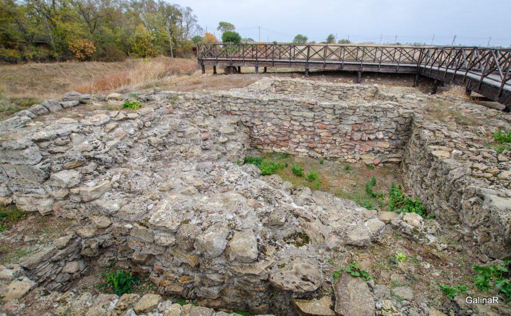Раскопки города Танаис