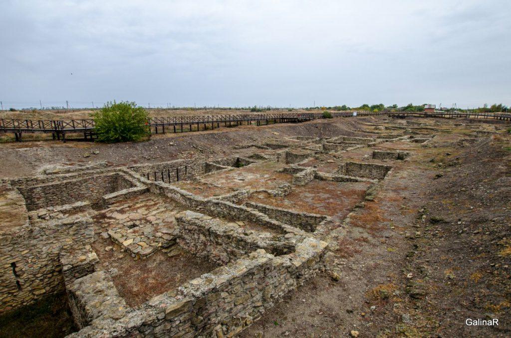 Археологический музей заповедник Танаис