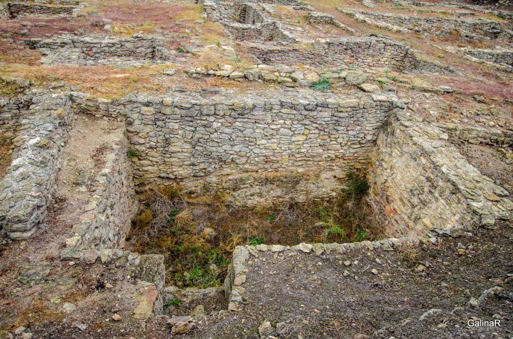 Археологические раскопки города Танаис