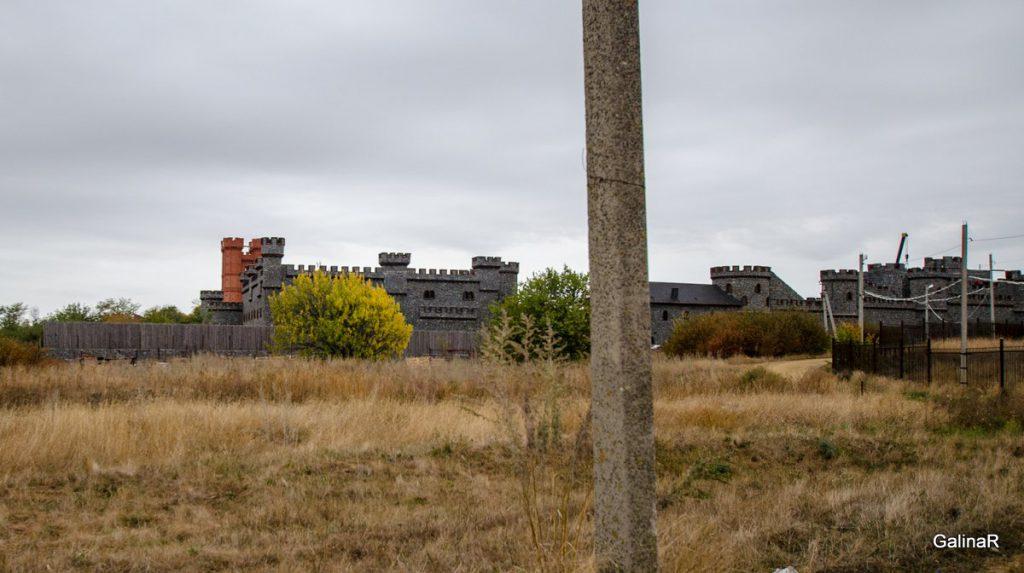 Крепость возле города Танаис