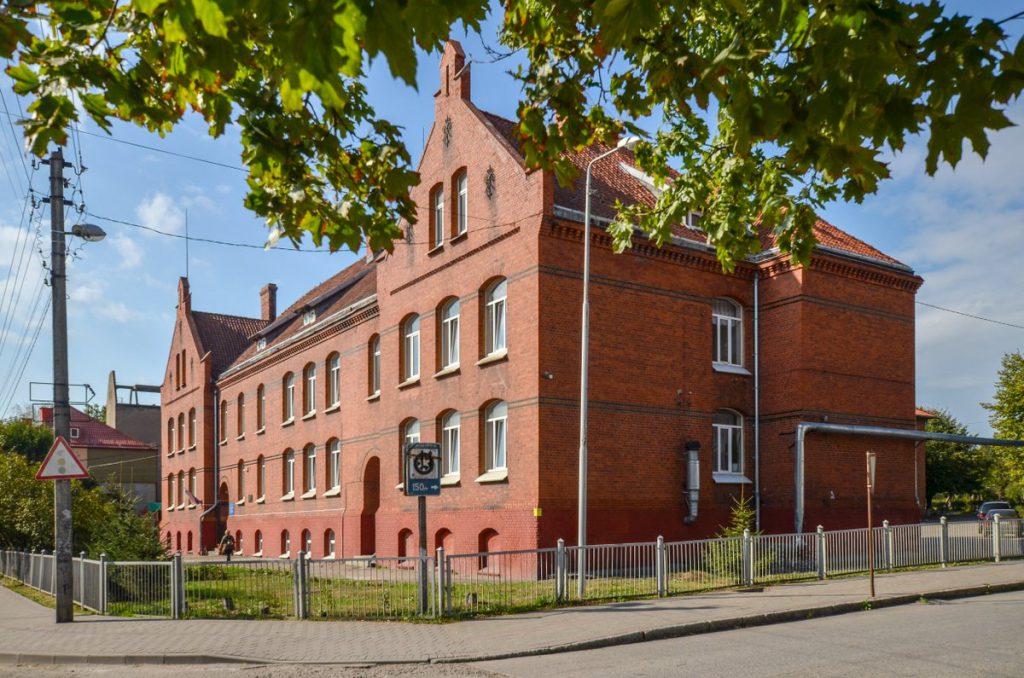 Здание Народной школы в Гвардейске