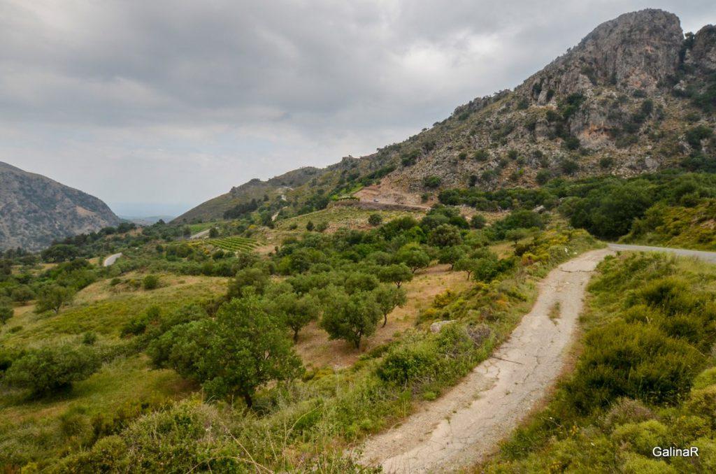 Дороги Крита