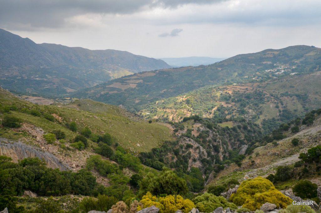 Дорога Каликратис – Капсодассос