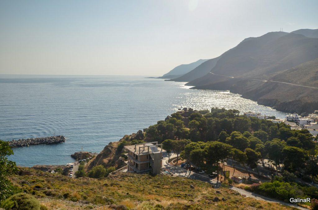 Хора Сфакион на Крите