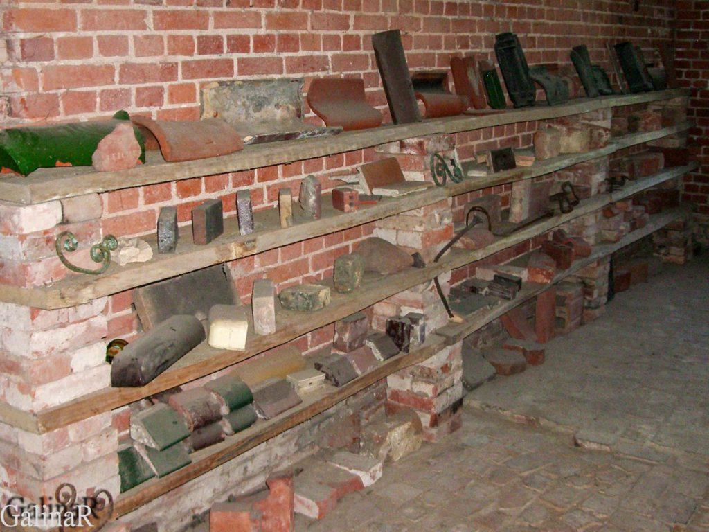 Форт 1 в Калининграде музей
