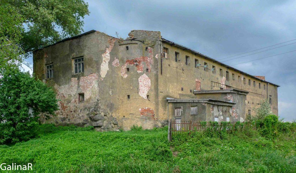 Замок Лабиау в Калининградской области