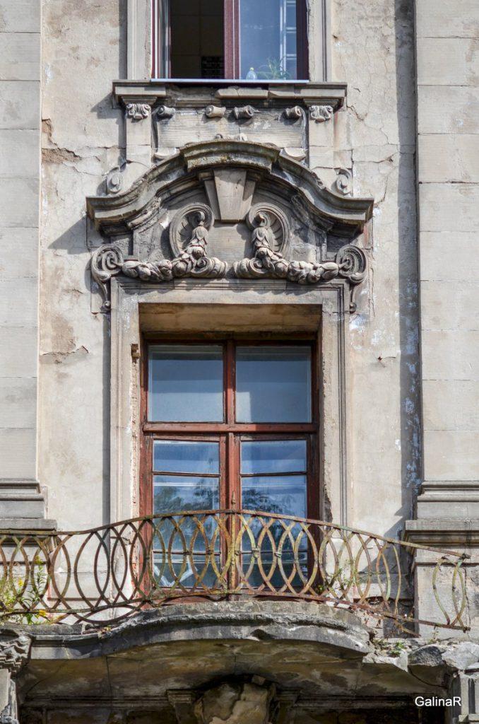 Фасад здания по адресу Сергея Тюленина 15-21