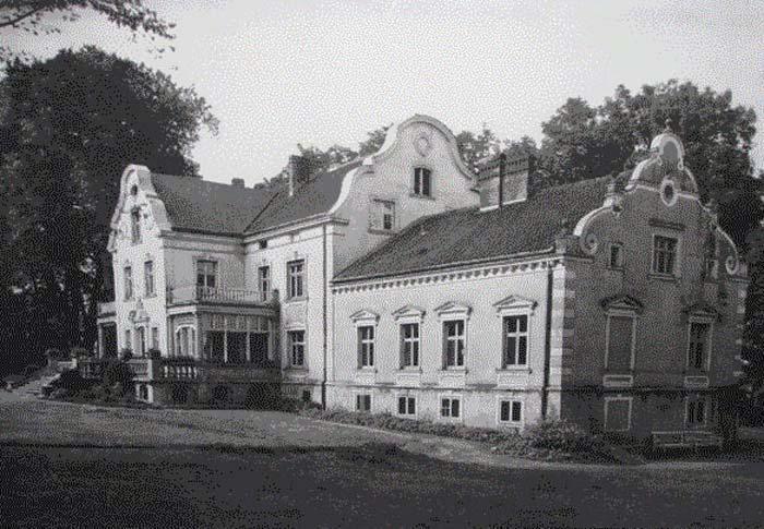 Усадьба фон Заукенхоф старое фото