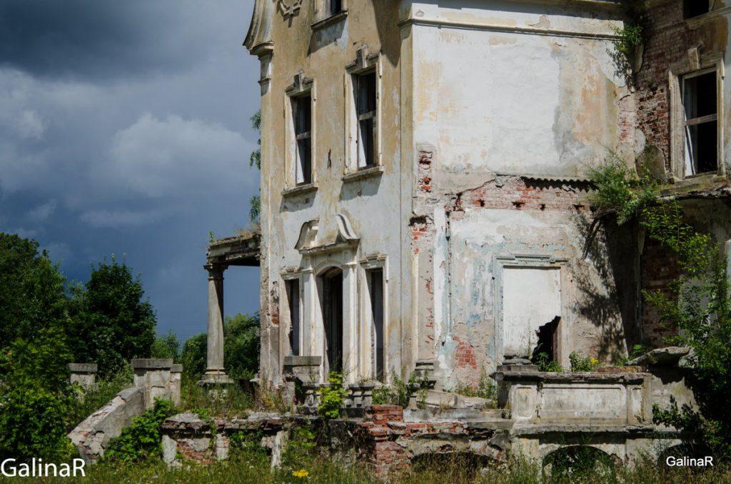 Усадьба фон Заукенхоф, Лужки Озерского района Калининградской области