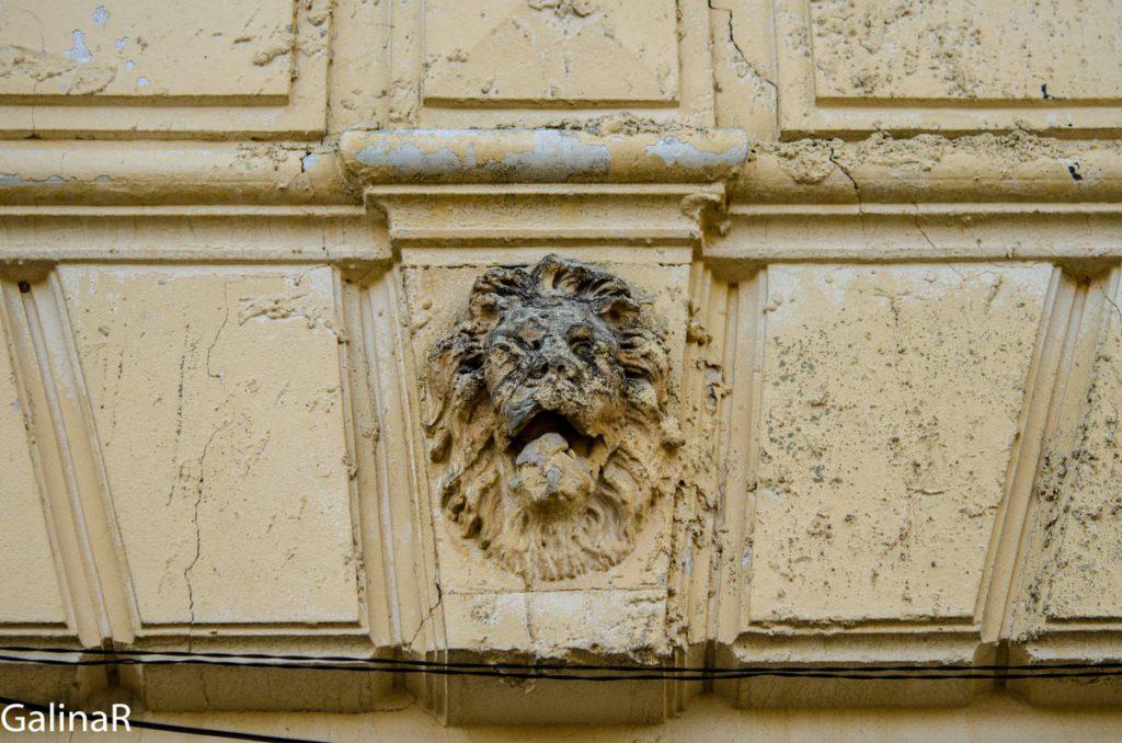 Красивый декор Имения Парненен, Красный Яр Калининградская область