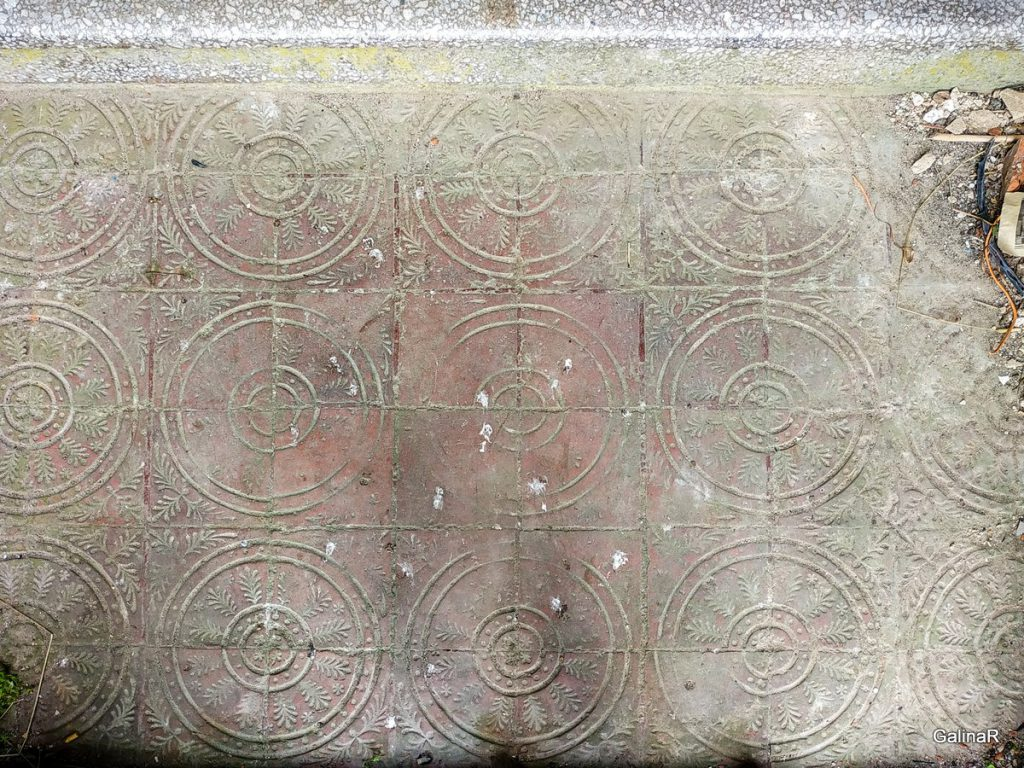 Усадьба рода фон Беловых, элементы декора