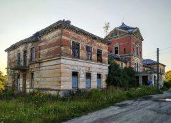 Усадьба Парненен в Красном Яре Калининградской области