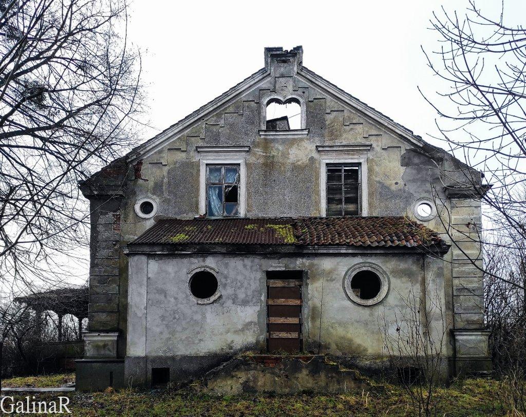 Старинная Усадьба Альтхоф