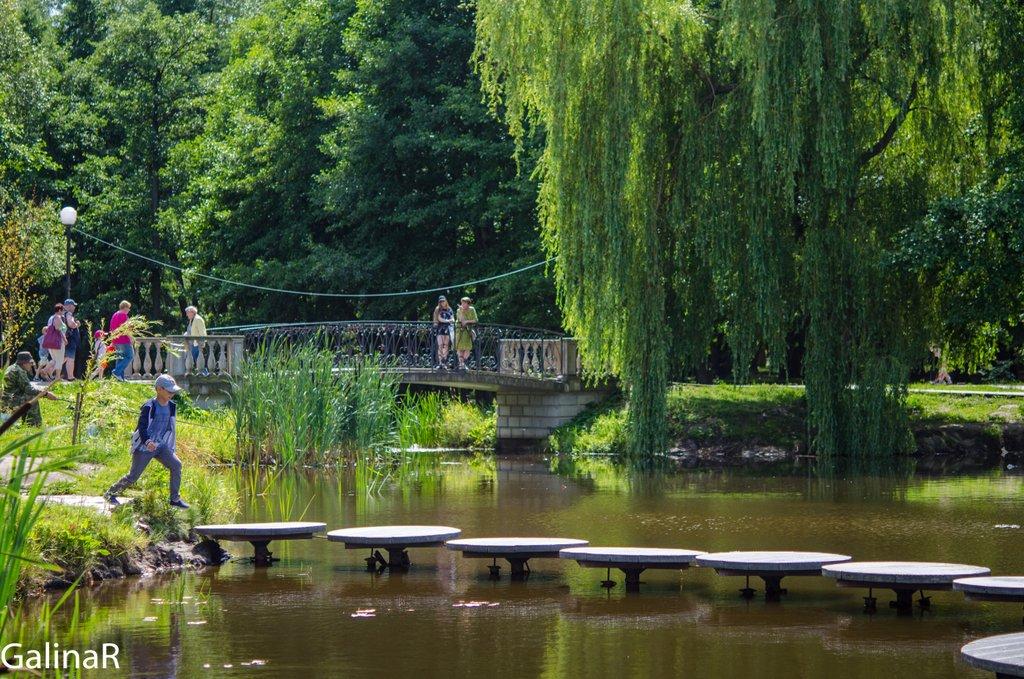 Парк отдыха в Зеленоградске