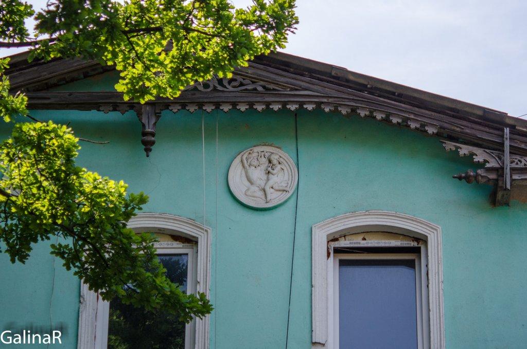 Старинные домики Зеленоградска