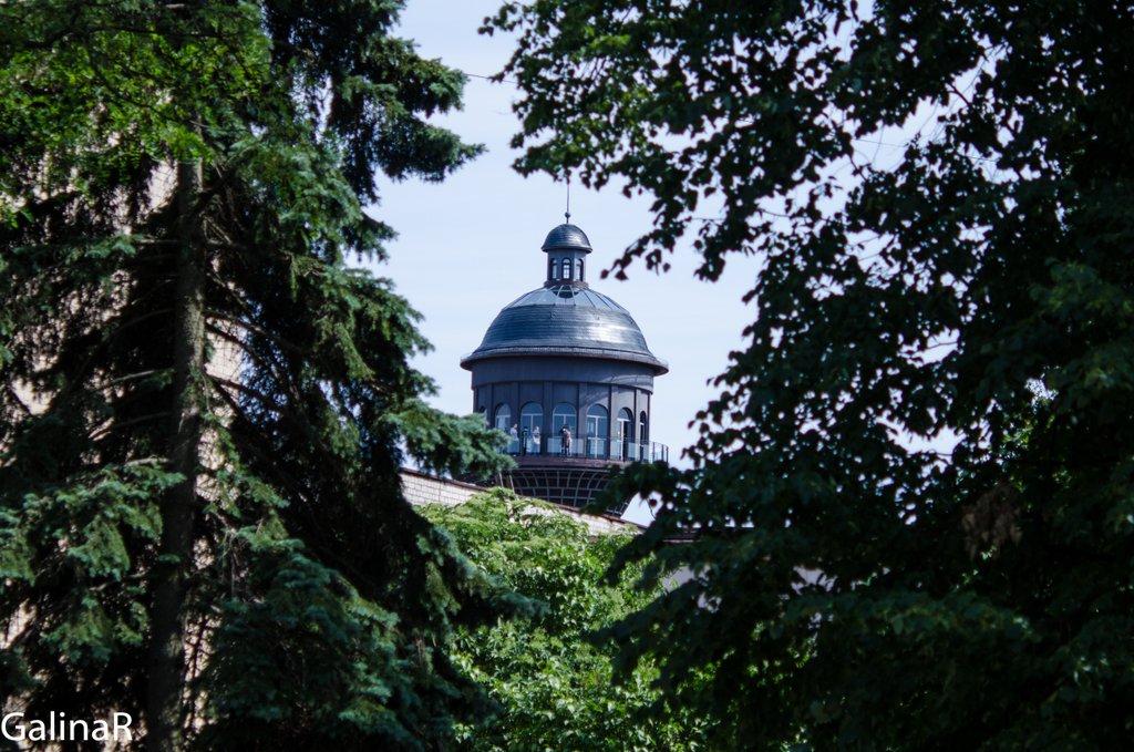 Водонапорная башня Зеленоградска