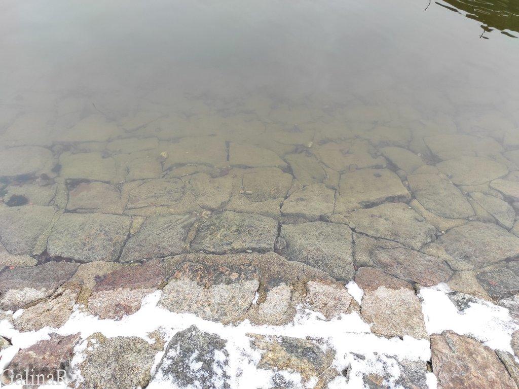 Питьевые озера Колосовка